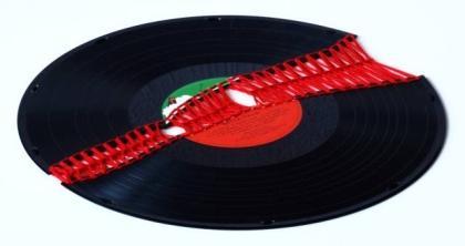 Restaurierte Schallplatte Nr.13