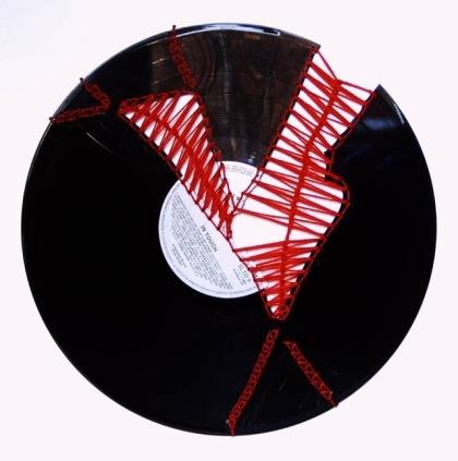 Restaurierte Schallplatte Nr.3